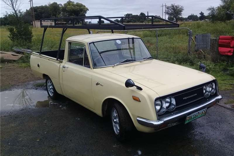 Toyota Corona 1969