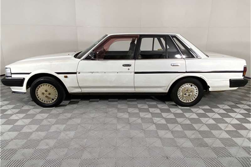1987 Toyota Cressida