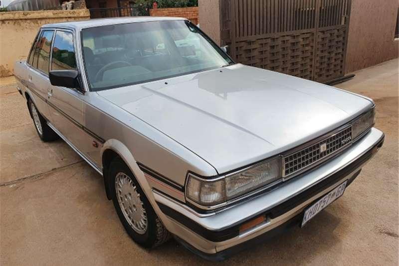 Used 1989 Toyota Cressida