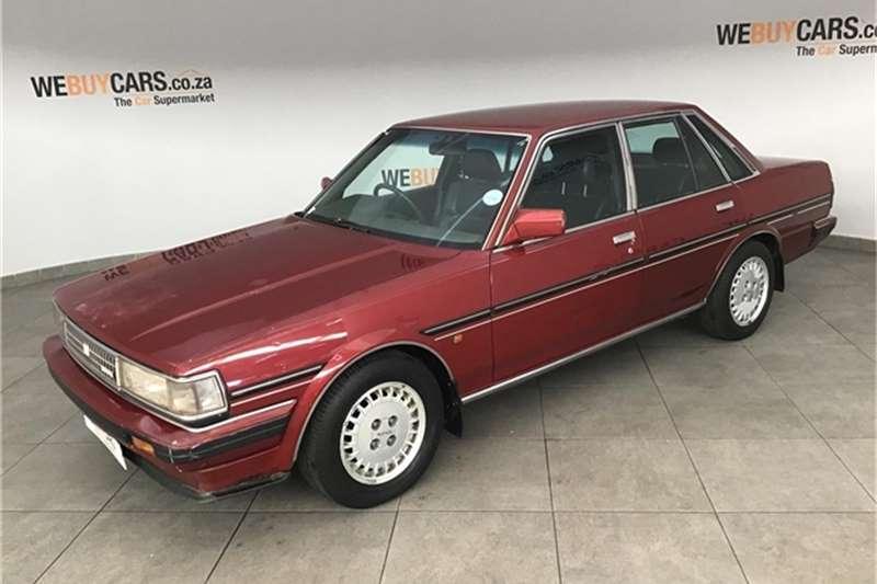Toyota Cressida 1991