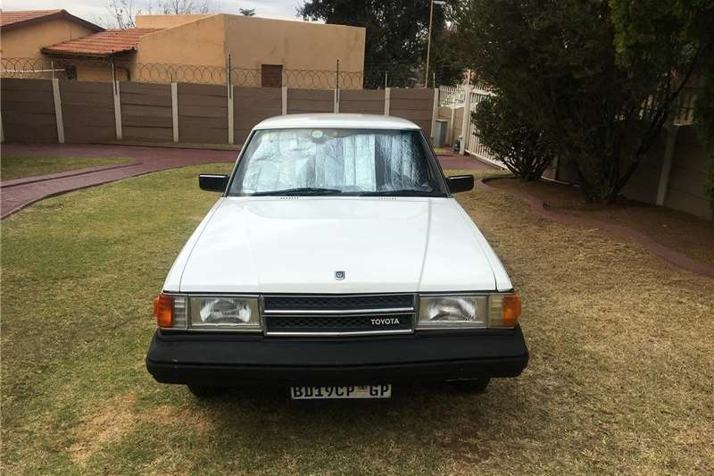 Used 1984 Toyota Cressida