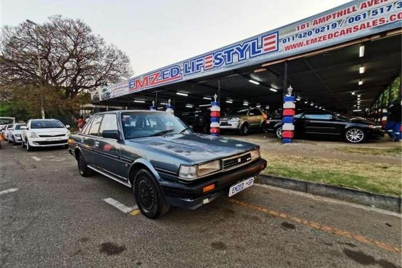 Toyota Cressida 2.0 GS 1990