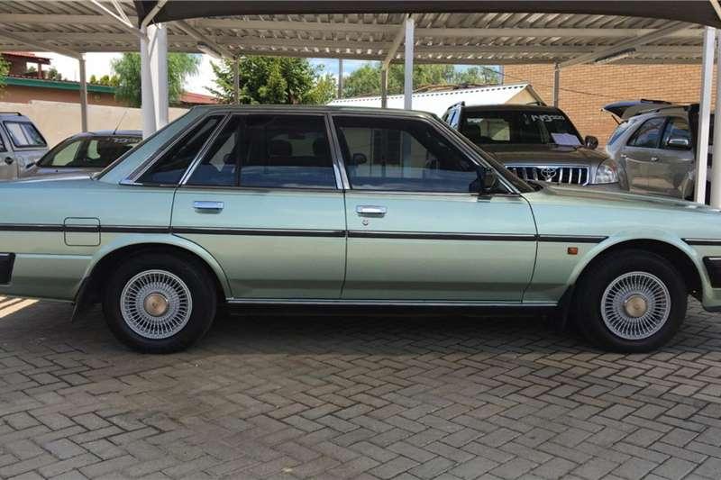 Toyota Cressida 2.4 GL 1986