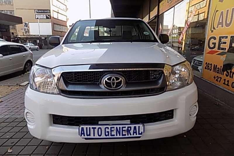 Toyota Cressida 2009