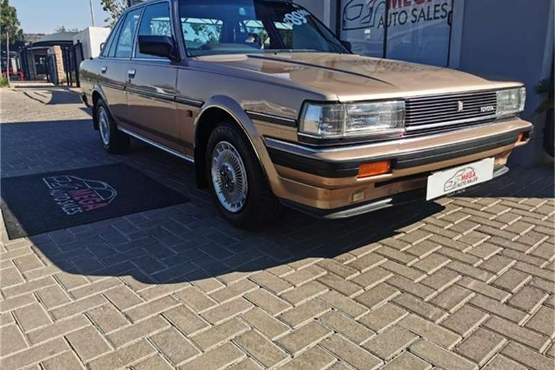 Toyota Cressida GLi 6 1987