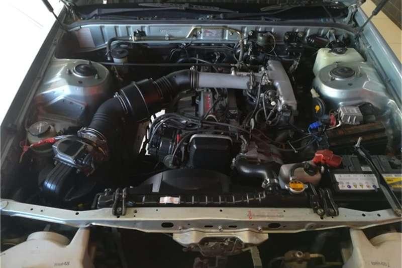 Toyota Cressida GLI-6 EXEC A/T 1989