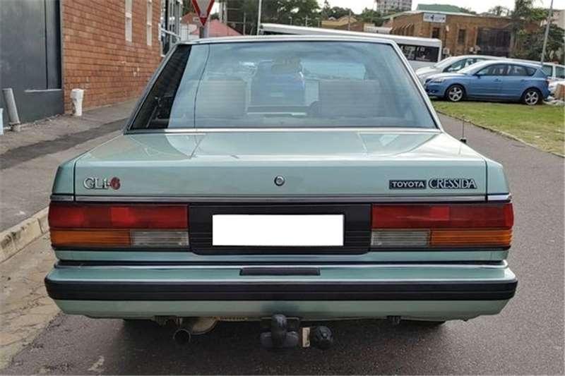 Used 1988 Toyota Cressida