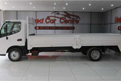 2013 Toyota Dyna chassis cab DYNA 150 C/C