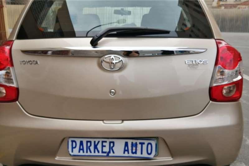 Toyota Etios 1.4 2014