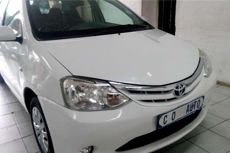 Toyota Etios 1.5 2014
