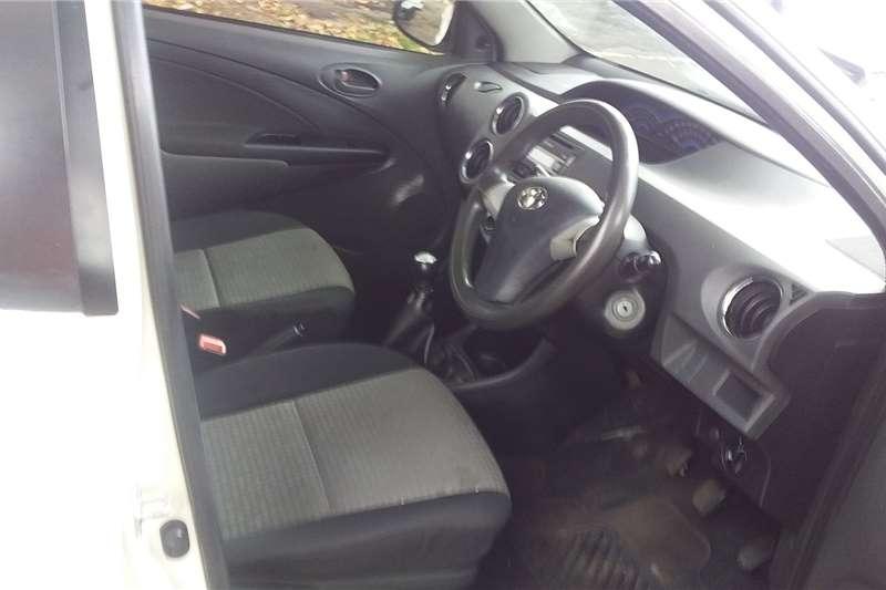 Used 2014 Toyota Etios