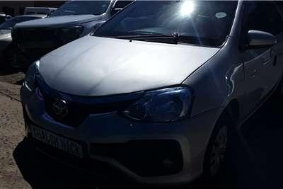 Used 2015 Toyota Etios
