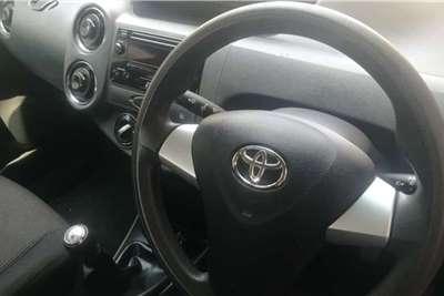 Toyota Etios 1.5 2018