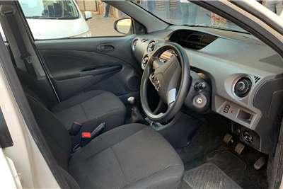 Toyota Etios 1.5 2019