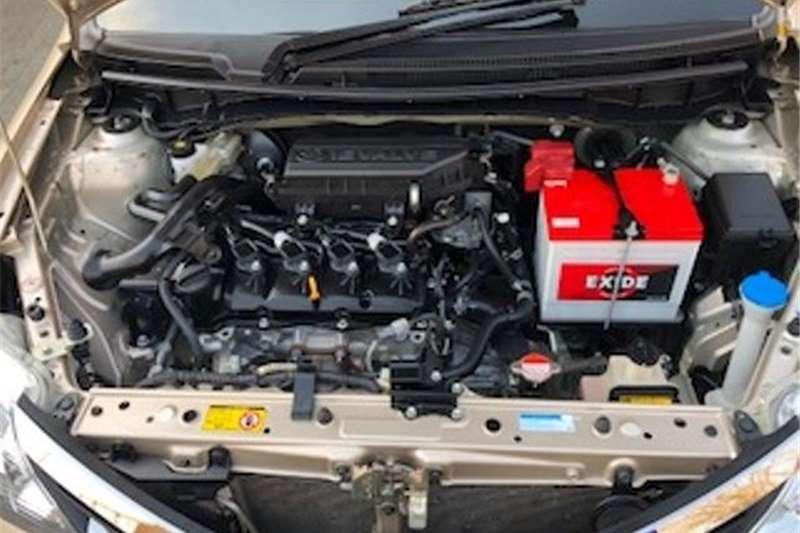 Toyota Etios 1.5 XS 5DR 2017