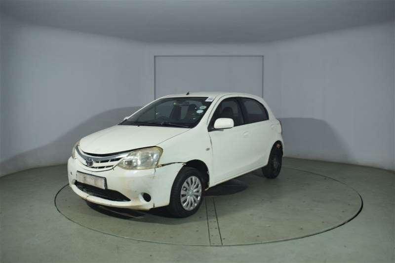 Toyota Etios 1.5 Xs/Sprint 2012