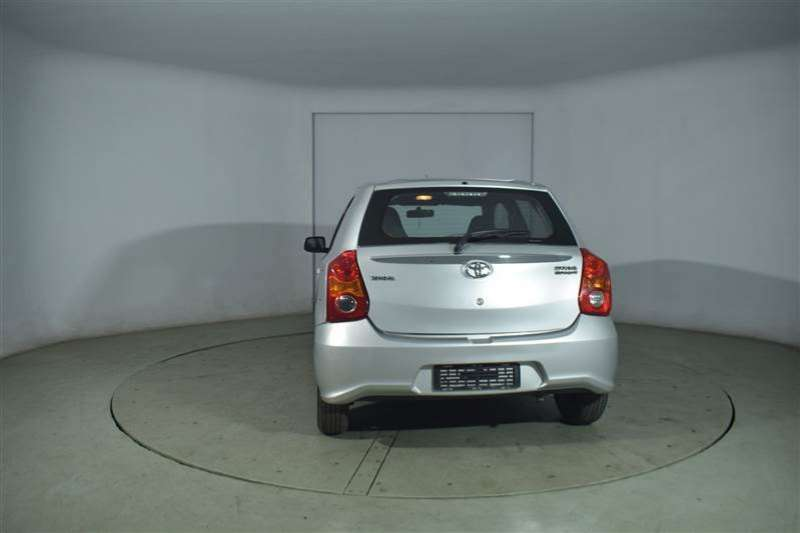 Toyota Etios 1.5 Xs/Sprint 2013