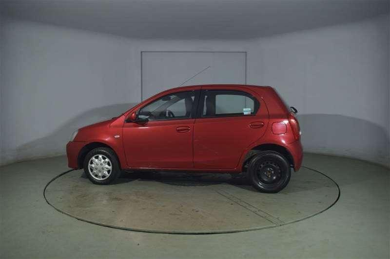 Toyota Etios 1.5 XS/SPRINT 5DR 2012