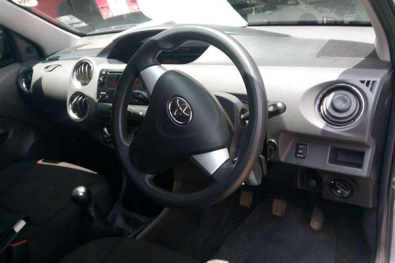 Toyota Etios 1.5 Xs/SRINT 5DR 2019