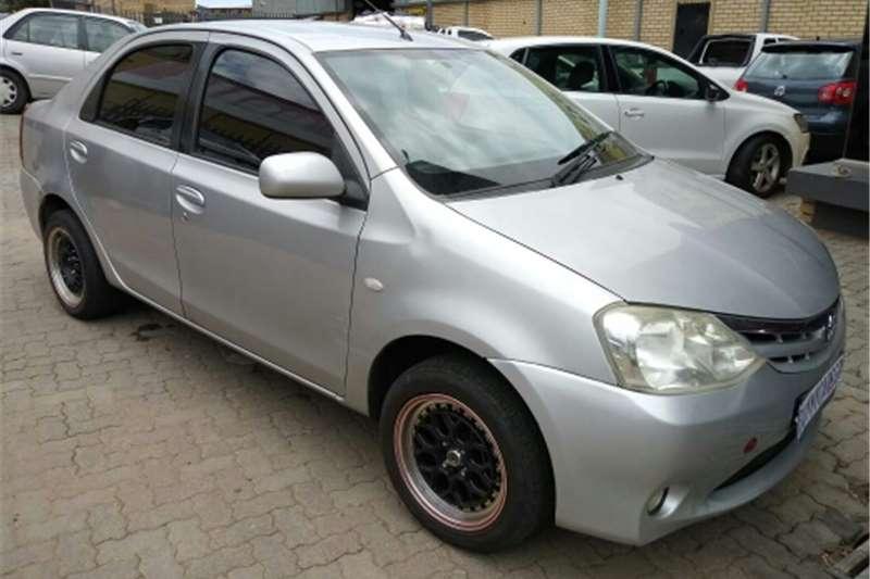 Toyota Etios 1.5L 2012