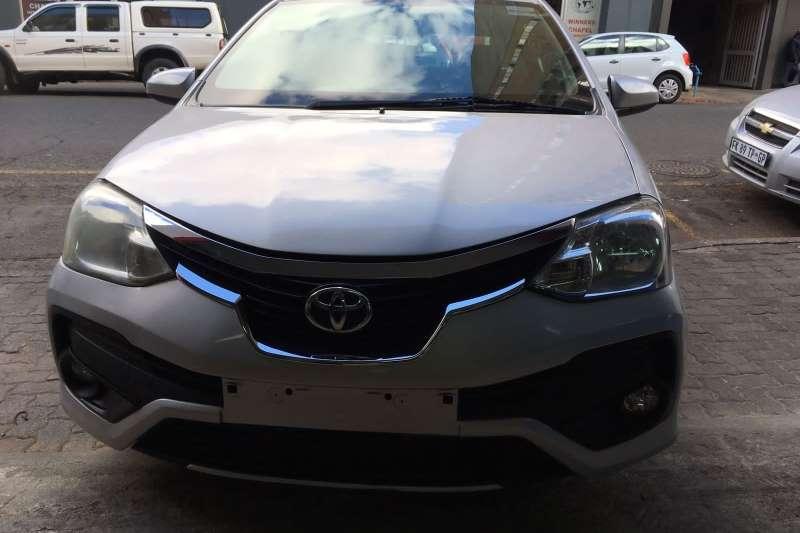 Used 2012 Toyota Etios