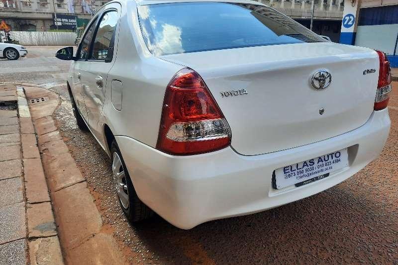 Used 2018 Toyota Etios