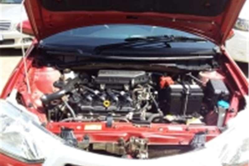 Used 2015 Toyota Etios Cross