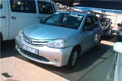 Toyota Etios Cross 1.5 Xs 2012