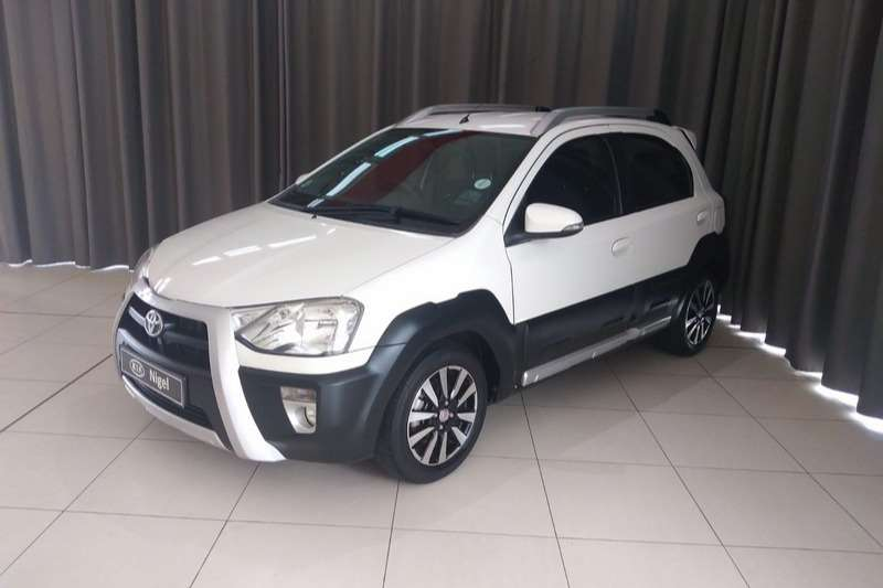 Toyota Etios Cross 1.5 Xs 2014