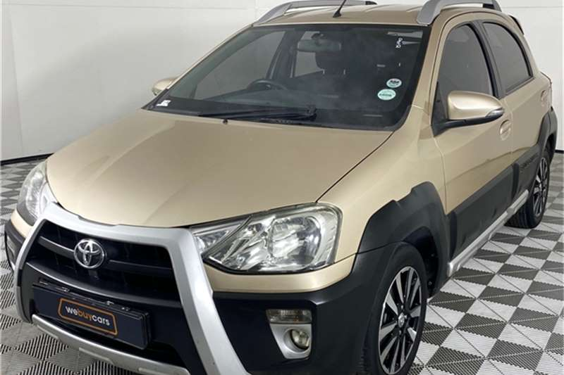 2015 Toyota Etios Etios Cross 1.5 Xs