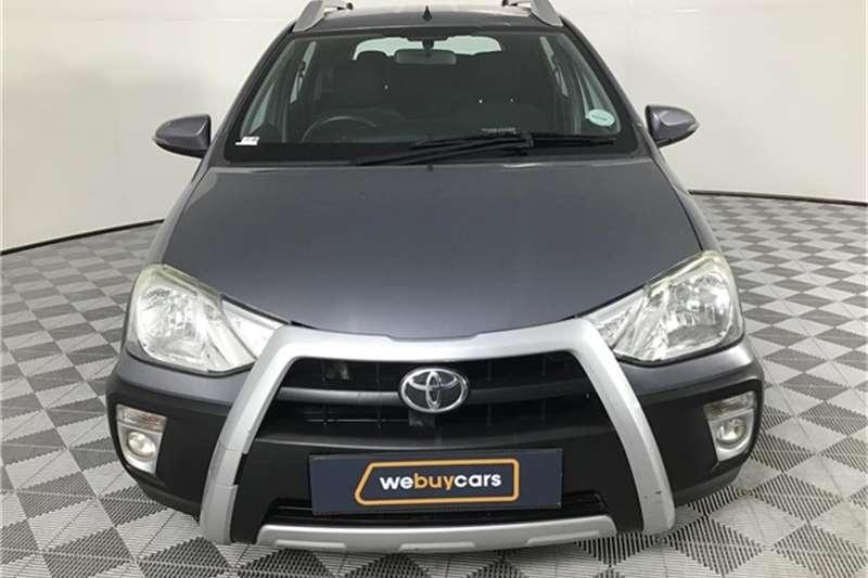 Toyota Etios Cross 1.5 Xs 2016