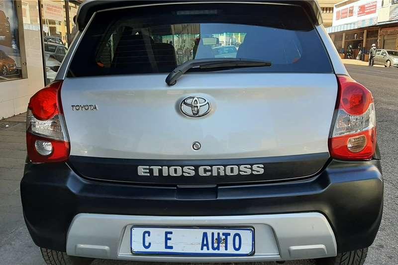 Used 2016 Toyota Etios Cross 1.5 Xs
