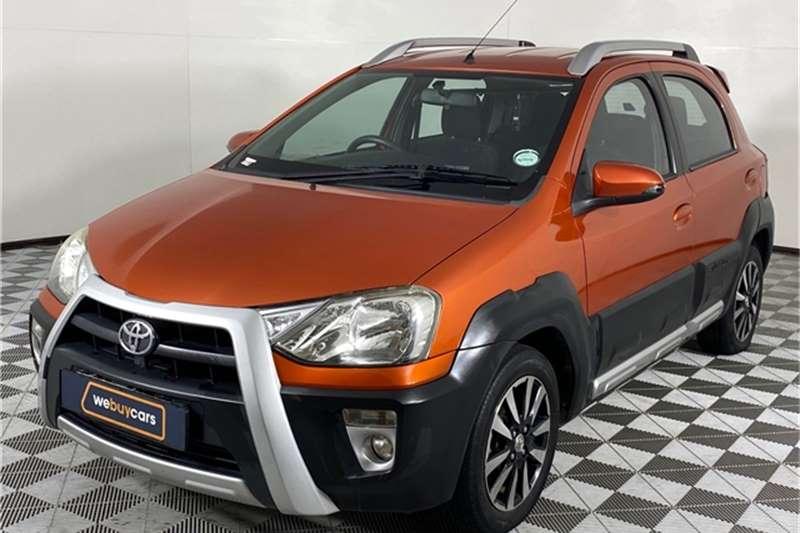 2016 Toyota Etios Etios Cross 1.5 Xs