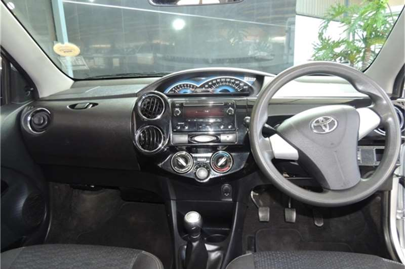 2017 Toyota Etios Etios Cross 1.5 Xs