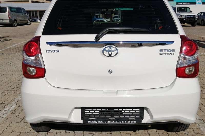 Toyota Etios Cross 1.5 Xs 2017
