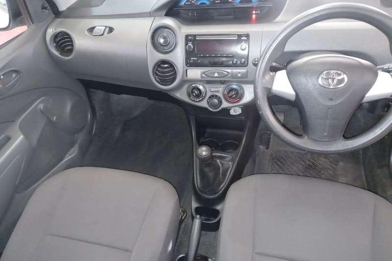 Used 2017 Toyota Etios Cross 1.5 Xs