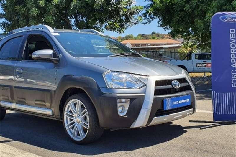Toyota Etios Cross 1.5 Xs 2018