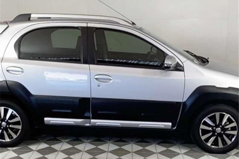 Used 2018 Toyota Etios Cross 1.5 Xs