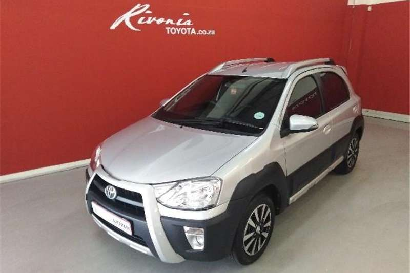 Toyota Etios Cross 1.5 Xs 2019