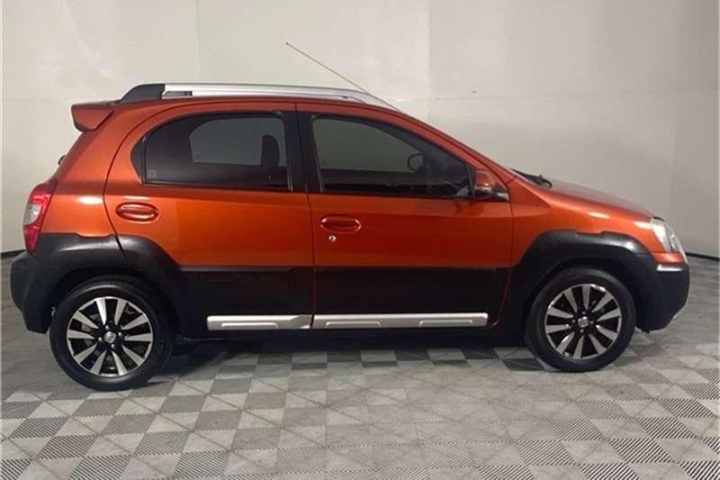 2019 Toyota Etios Etios Cross 1.5 Xs