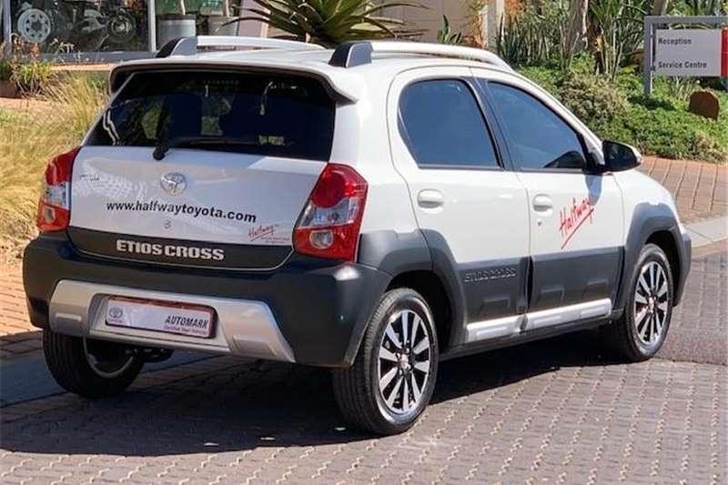 Toyota Etios Cross 1.5 Xs 2020