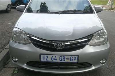 Used 2013 Toyota Etios Cross ETIOS CROSS 1.5 Xs 5Dr