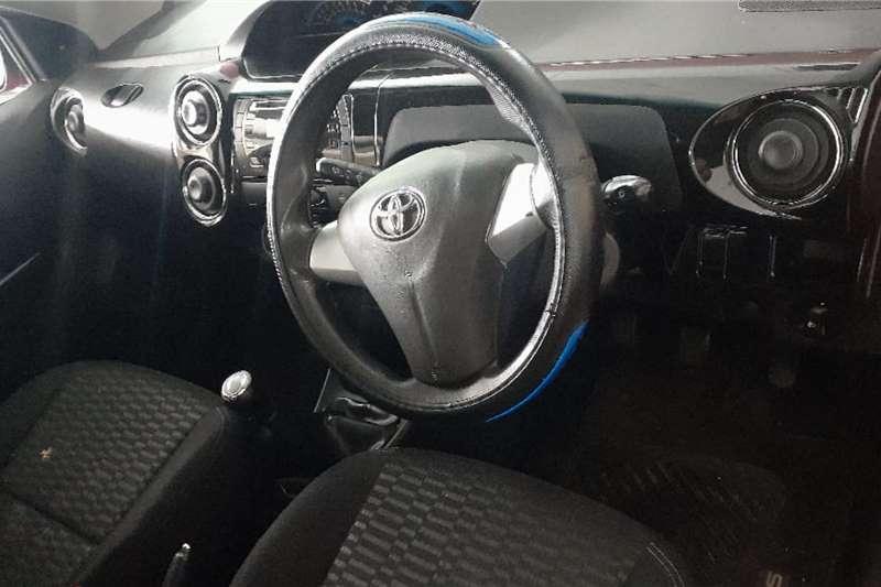 Toyota Etios Cross 1.5 Xs 5Dr 2014