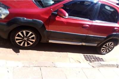 Used 2014 Toyota Etios Cross ETIOS CROSS 1.5 Xs 5Dr