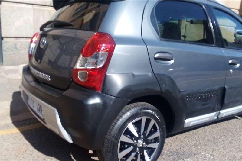 2015 Toyota Etios Cross ETIOS CROSS 1.5 Xs 5Dr
