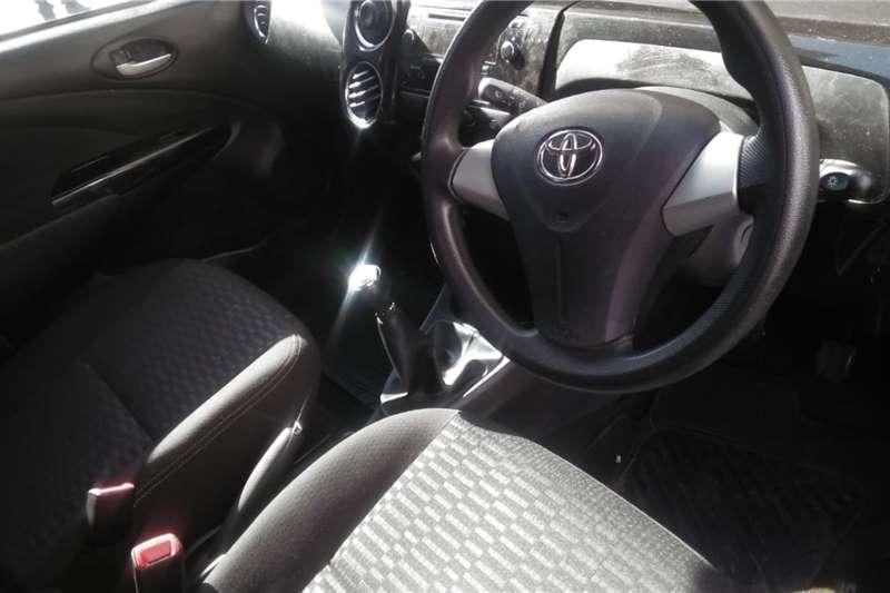 Used 2016 Toyota Etios Cross ETIOS CROSS 1.5 Xs 5Dr