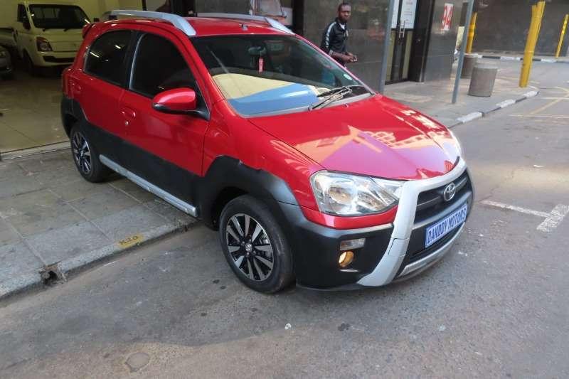 Toyota Etios Cross 1.5 Xs 5Dr 2017