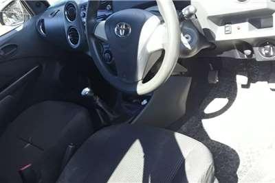Used 2017 Toyota Etios Cross ETIOS CROSS 1.5 Xs 5Dr