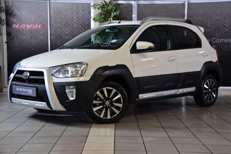 2015 Toyota Etios Cross