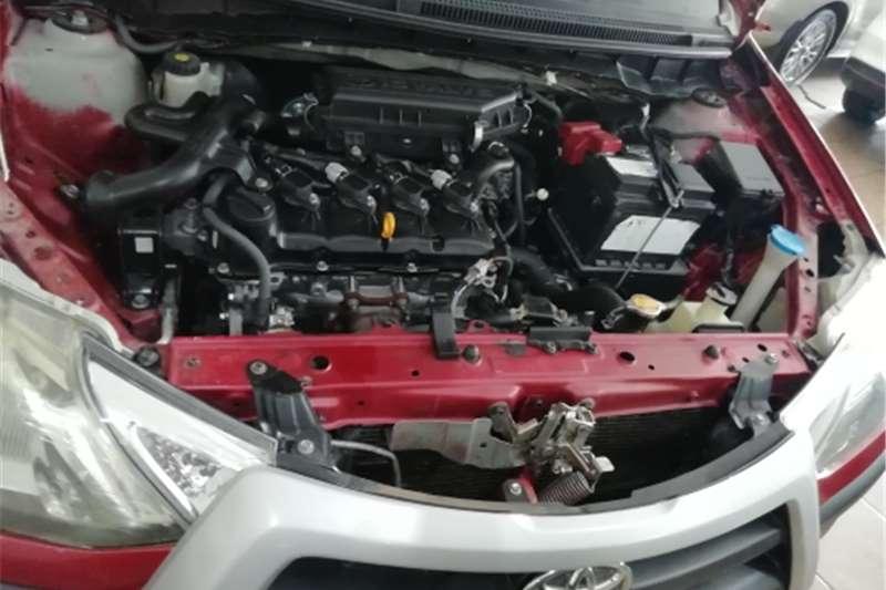 Toyota Etios Cross 1.5engine 2014